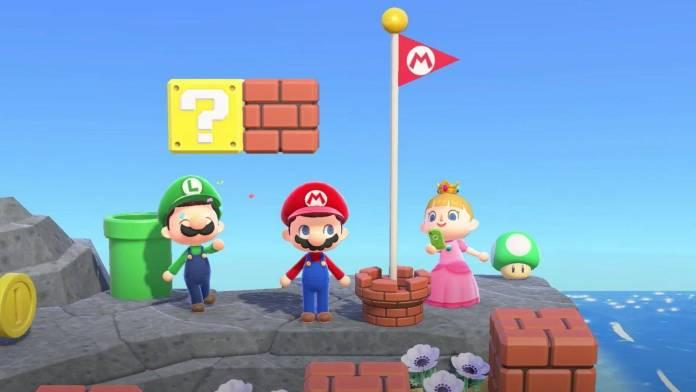 Super Mario llega a Animal Crossing para formar parte de una de las más grandes colaboraciones realizadas por Nintendo. Sorpresas, diversión y mucho entretenimiento.