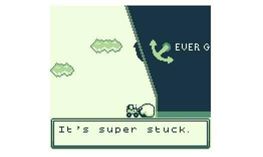 Suez Canal Bulldozer: el meme hecho videojuego 4