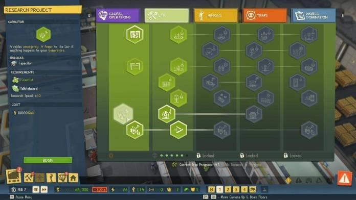 Reseña Evil Genius 2: World Domination (Steam) 4