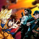 Dragon Ball, Fortnite, Resident Evil