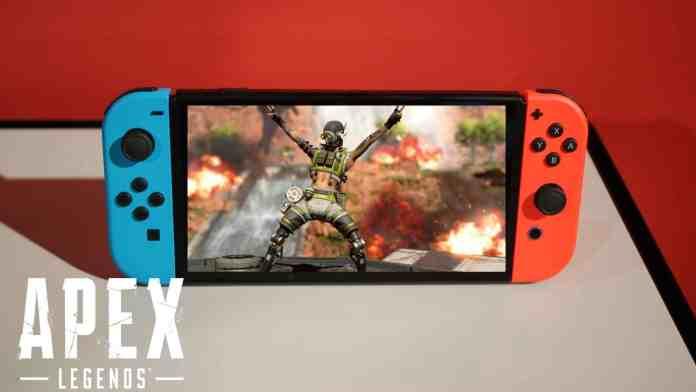 Apex Legends llega a Nintendo Switch 1