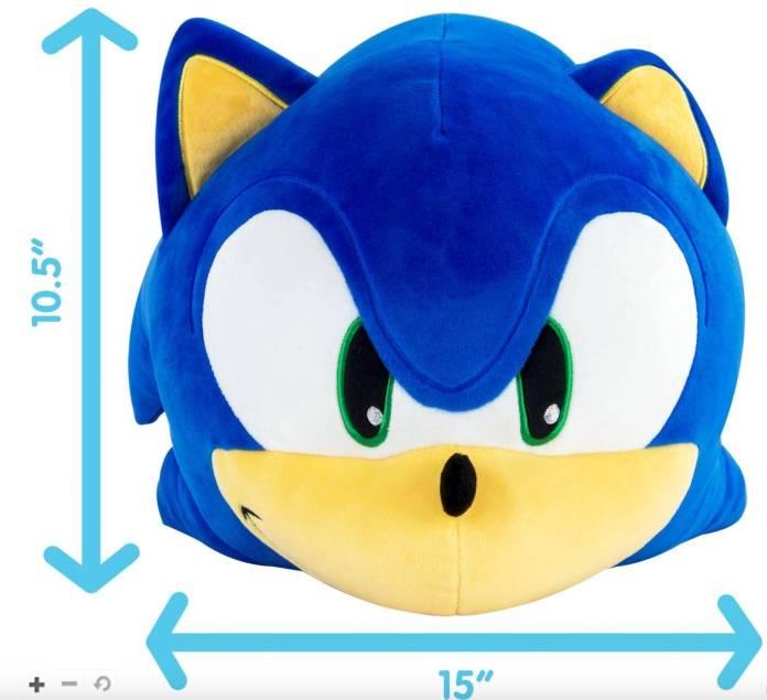 Sonic the Hedgehog: SEGA y TOMY se unen para una colección de Plushies. 2