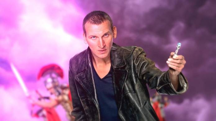 Doctor Who, The Ravagers, Christopher Eccleston