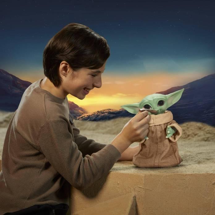 """""""Baby Yoda"""" regresa de la mano de Hasbro 2"""