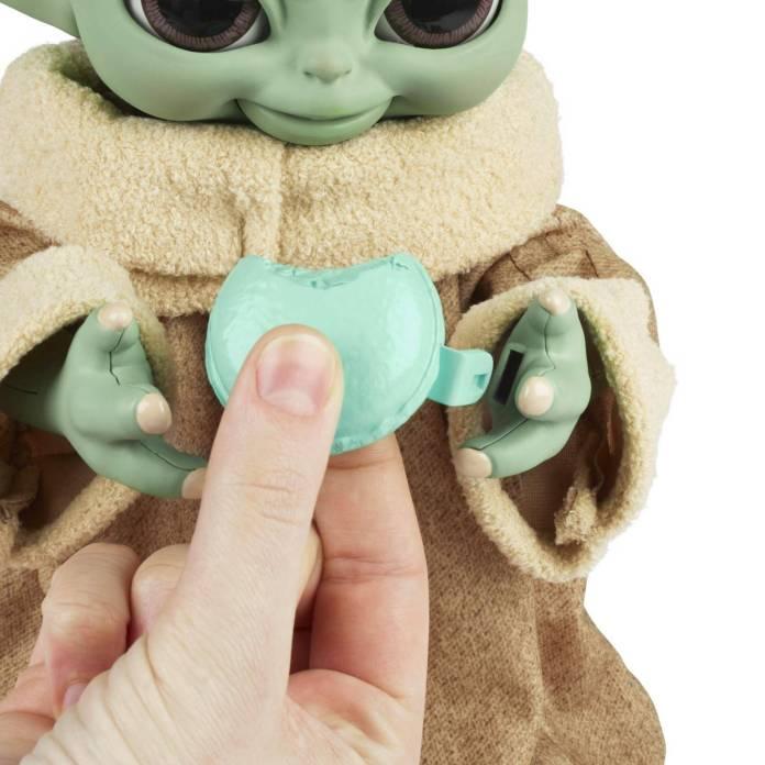 """""""Baby Yoda"""" regresa de la mano de Hasbro 10"""