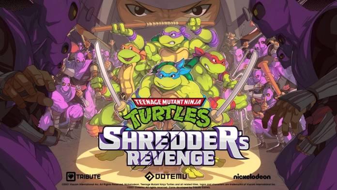 Se anuncia Teenage Mutant Ninja Turtle: Shredder's Revenge 6