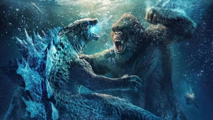 Godzilla, Godzilla vs Kong, Kong, King Kong