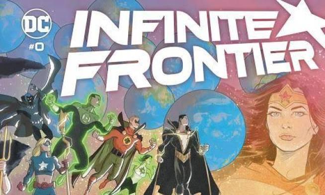 DC Infinite Frontier: Conoce los detalles de uno de los eventos más grandes de 2021 2