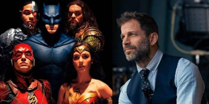 Justice League, Zack Snyder, SnyderVerse