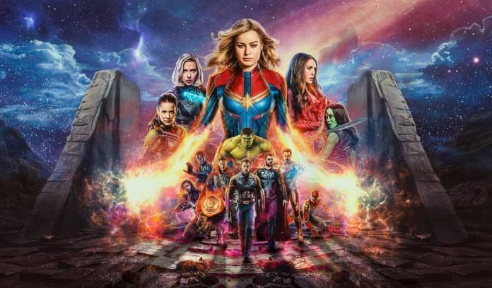 Marvel Avengers Endgame (2)