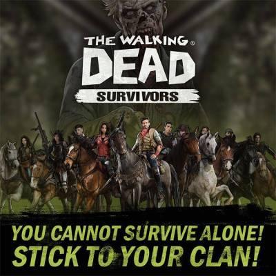 The Walking Dead: Survivors (Clanes)