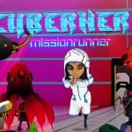 cyber hero mission runner