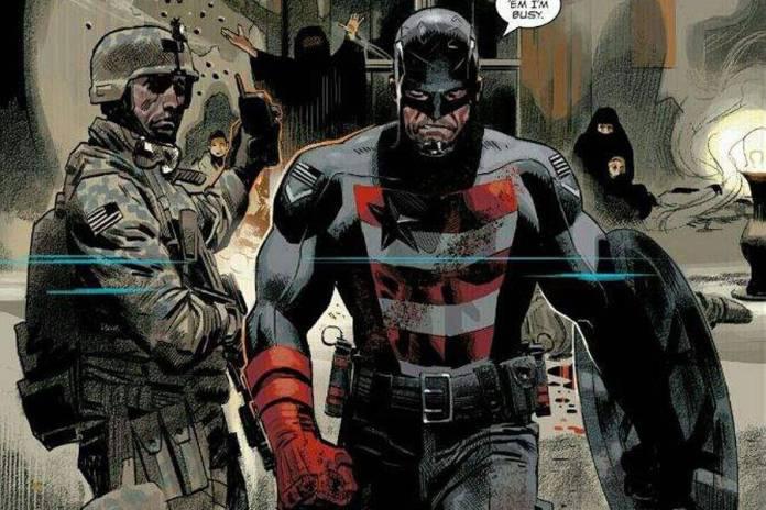 """The Falcon and The Winter Soldier presentan a John Walker en nuevo """"Capitán América"""""""