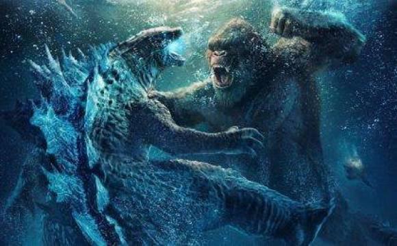 Reseña: Godzilla vs Kong, épica y titánica 3