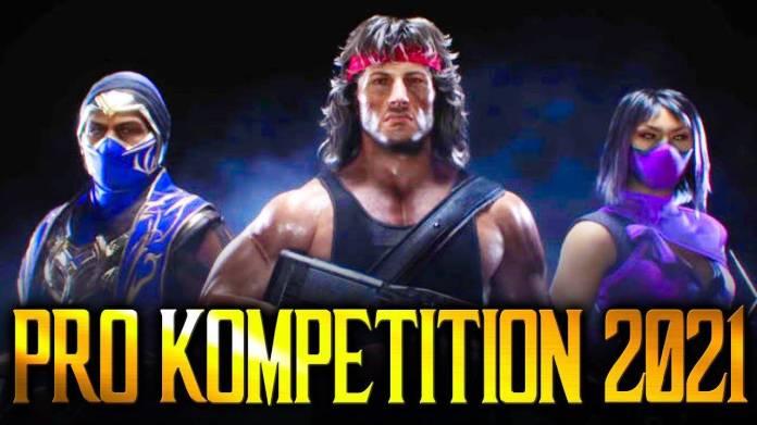 El 5to torneo de la temporada 2 de La Liga Latina en Mortal Kombat 11 Pro inicia 1