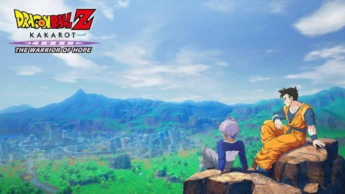 Dragon Ball Z Kakarot: The warrior of hope