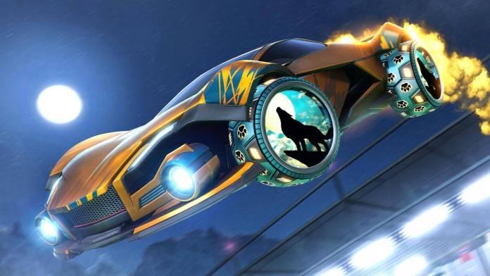 Rocket League ruedas Moonpaw