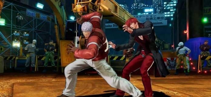 Yashiro Nanakase estará en la plantilla de The King of Fighters XV 7