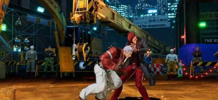 Yashiro Nanakase estará en la plantilla de The King of Fighters XV 4