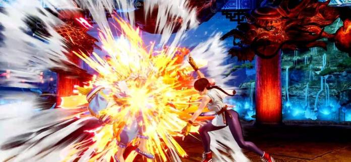 Yuri Sakazaki se une a la plantilla de The King Of Fighters XV 9
