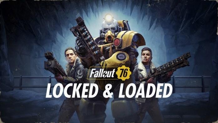 Fallout 76 presenta su nueva actualización Locked and Loaded, estas son todas las novedades!