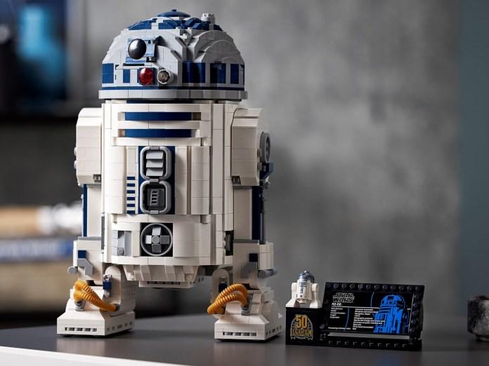 LEGO celebra el Día de Star Wars lanzando un set de R2D2 1
