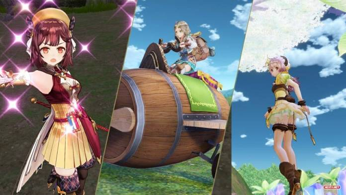 Reseña: Atelier Mysterious Trilogy Deluxe Pack (Nintendo Switch) 2