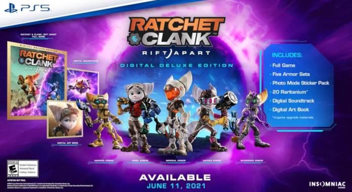 Ratchet & Clank: Rift Apart enseña un poco más de la historia en nuevo trailer 2