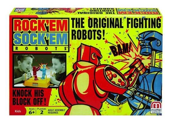 Confirmado: Vin Diesel protagonizará la cinta Rock' Em Sock 'Em 1