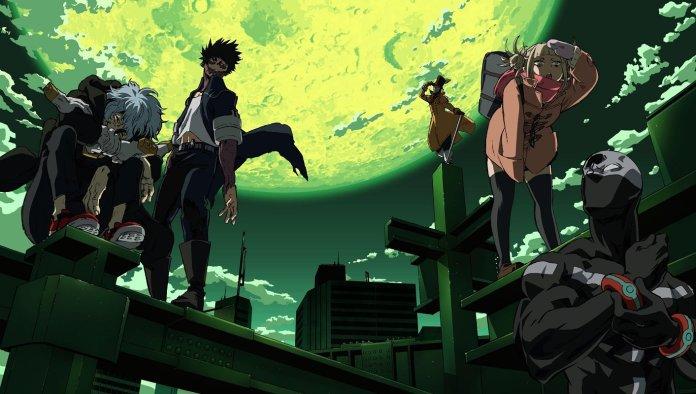 Boku No Hero Academia: estrena el arte de sus próximos arcos 1