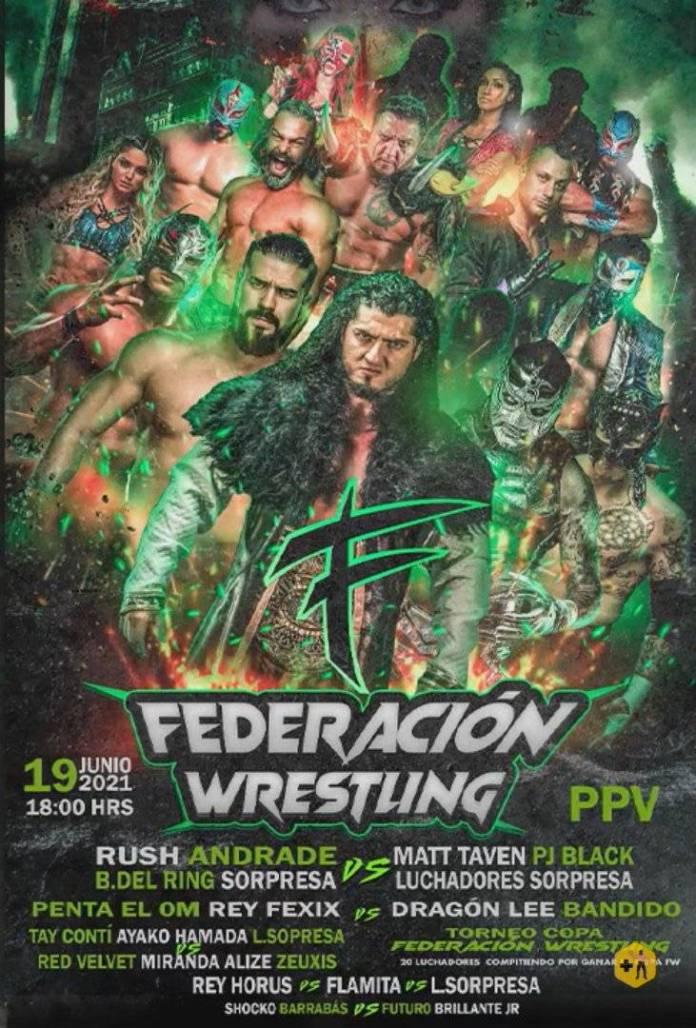 Federación Wrestling: Conoce los detalles de la nueva empresa de Lucha Libre Mexicana 1