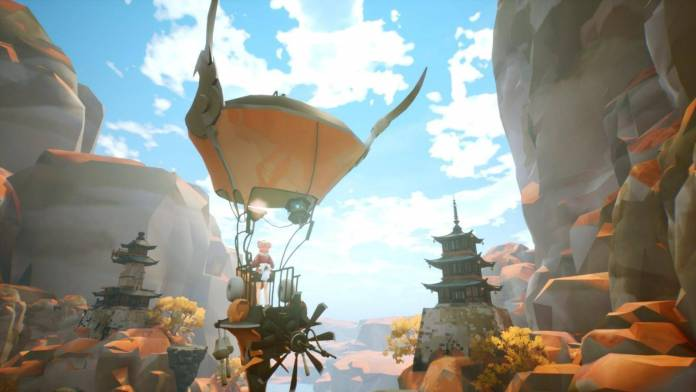 Tasomashi: Behind the Twilight ya se encuentra disponible en PC vía Steam y otras plataformas 7