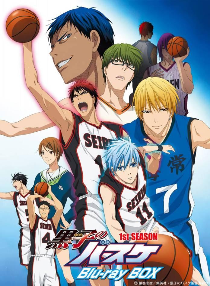 Kuroko´s Basketball
