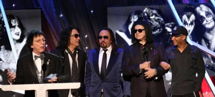 KISS - Hall Of Fame