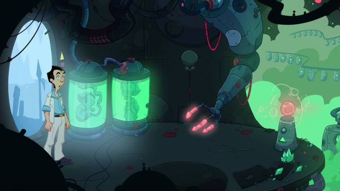 Leisure Suit Larry: Wet Dreams Dry Twice llegará a Xbox One, PS4 y Switch el 18 de mayo 3