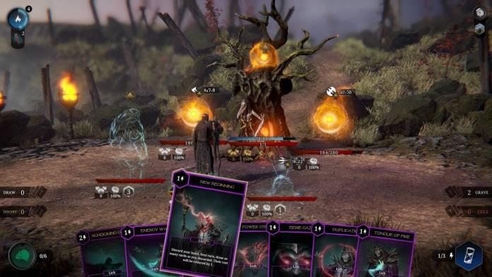 Tainted Grail: Conquest recibe parche prelanzamiento y confirma fecha de estreno 1