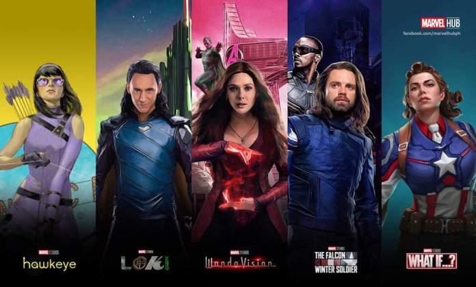Marvel Legends: Conoce los juguetes que llegarán de diversas producciones de Disney+ 1
