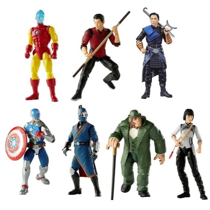 Marvel Legends: Shang-Chi Pack