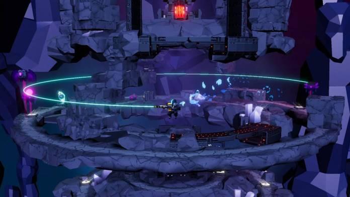 Orbital Bullet: El juego de acción y plataformas 360°, ya está disponible en Steam Early Access 2
