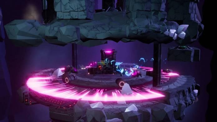 Orbital Bullet: El juego de acción y plataformas 360°, ya está disponible en Steam Early Access 3