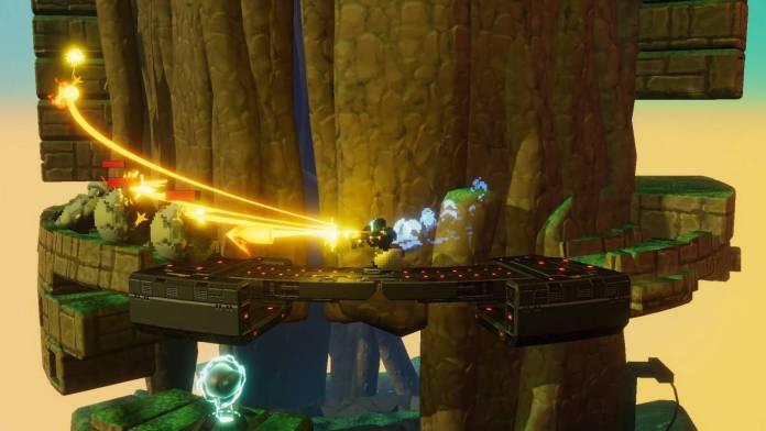 Orbital Bullet: El juego de acción y plataformas 360°, ya está disponible en Steam Early Access 6