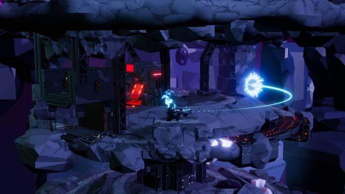 Orbital Bullet: El juego de acción y plataformas 360°, ya está disponible en Steam Early Access 5
