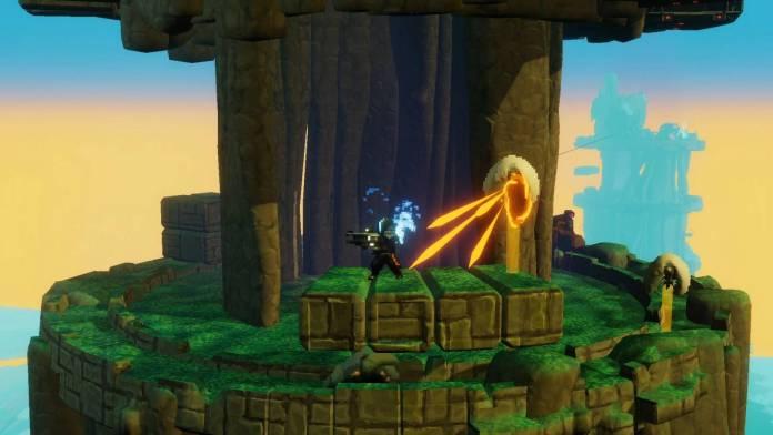 Orbital Bullet: El juego de acción y plataformas 360°, ya está disponible en Steam Early Access 7
