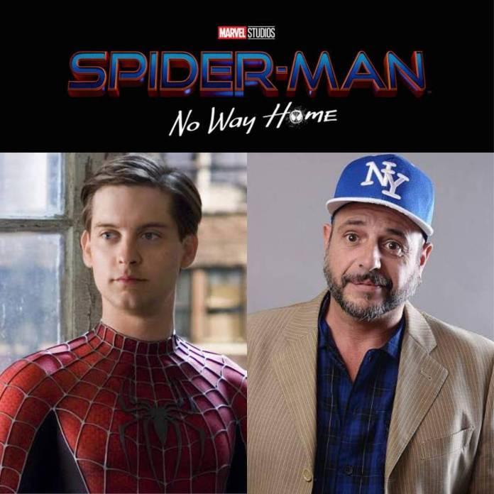 Spider-Man 3: Roger Pera, actor de doblaje español da indicios de que Tobey Maguire estará en la cinta 1
