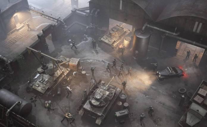 War Mongrels el nuevo juego táctico de la 2da guerra mundial 2
