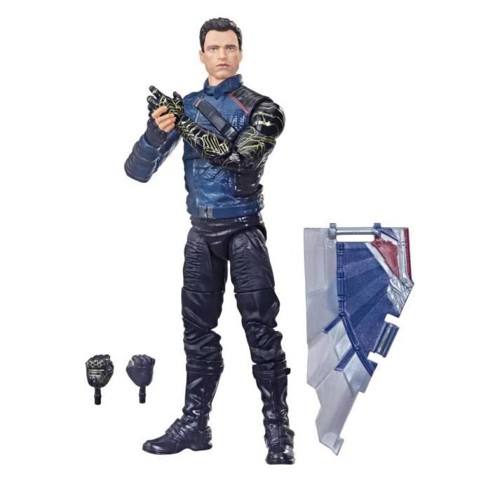 Marvel Legends: Winter Soldier