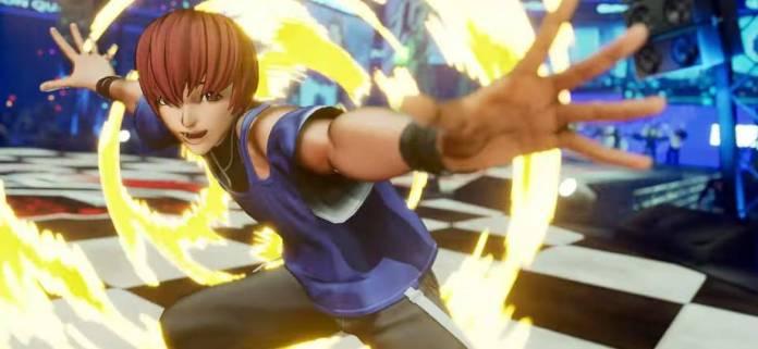 Chris estará de vuelta en The King of Fighters XV 1