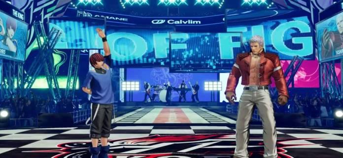 Chris estará de vuelta en The King of Fighters XV 5