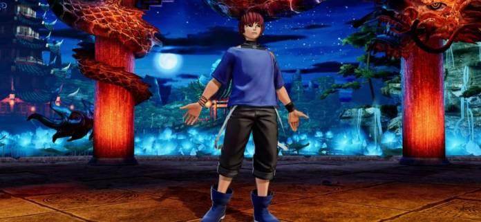 Chris estará de vuelta en The King of Fighters XV 2