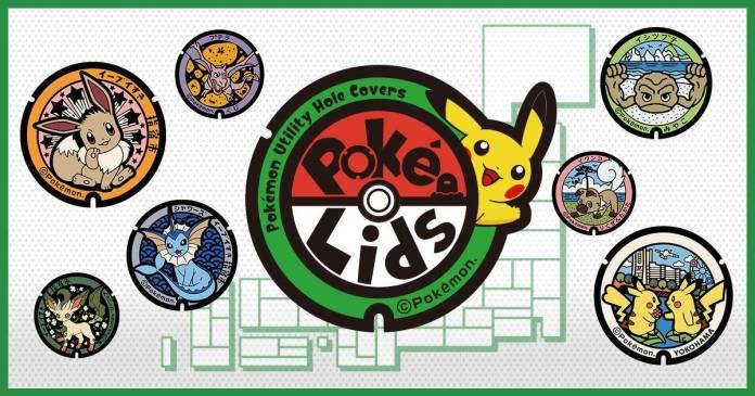 ¡Pokémon a la vista! Gyarados y Chansey hacen su aparición en las calles de Japón. 1